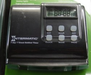 OUTDOOR DIGITAL TIMER