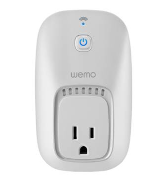 Wemo link to Amazon